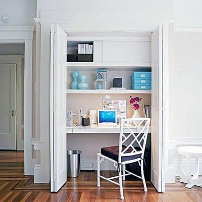 Home Design Ideas Closet Office