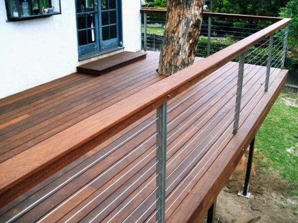 Home Design Ideas Deck Railing