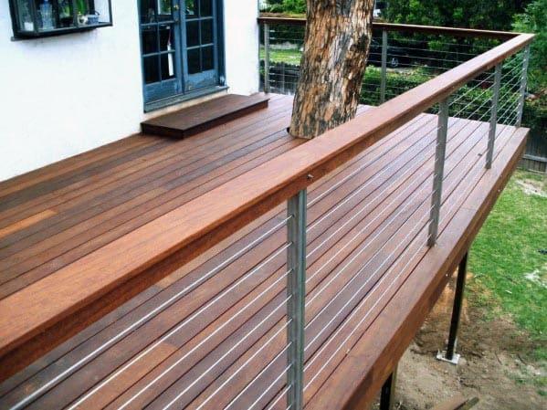Home Design Ideas Deck Railing