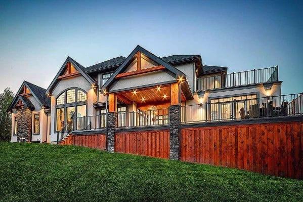 Home Design Ideas Deck Roof