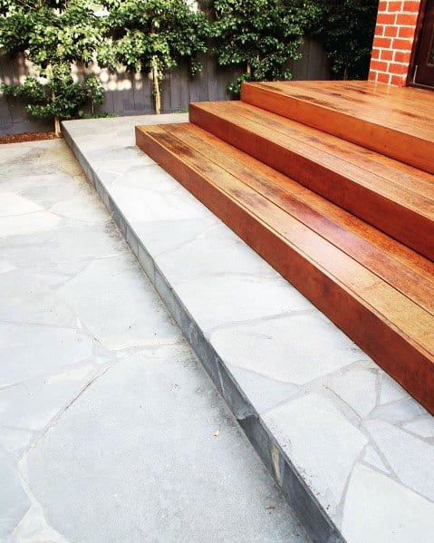 Home Design Ideas Deck Steps