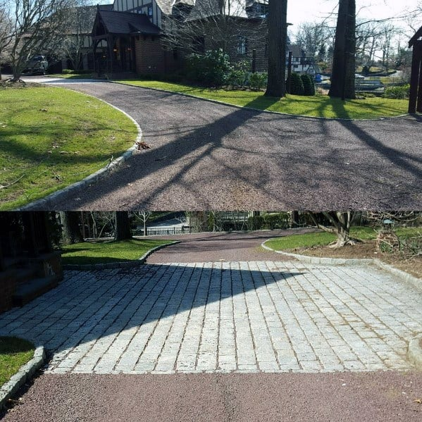 Top 60 Best Gravel Driveway Ideas Curb Appeal Designs