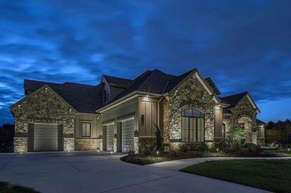 Home Design Ideas Landscape Lighting Front Yard