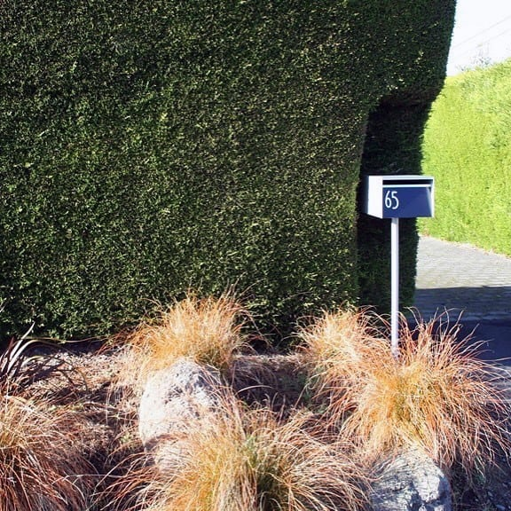Home Design Ideas Mailbox Landscaping