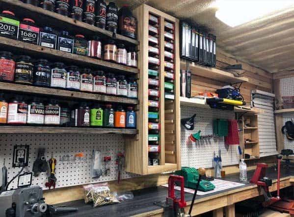 Home Design Ideas Reloading Bench