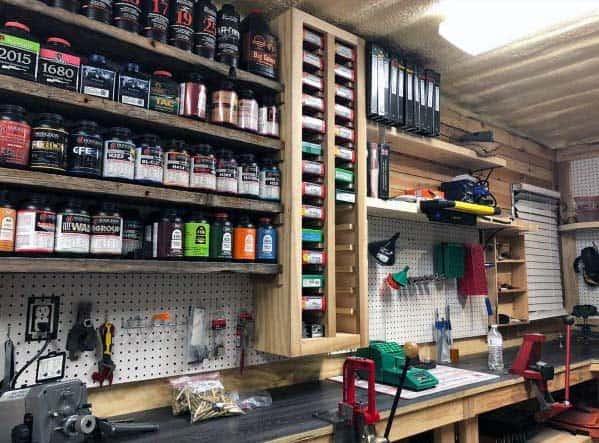 Top 60 Best Reloading Bench Ideas Room Designs