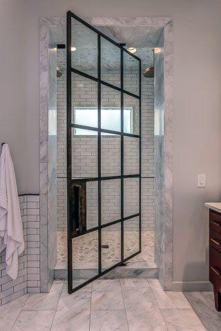 Home Design Ideas Shower Window
