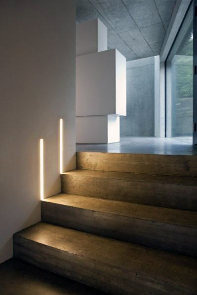 Home Design Ideas Staircase Lighting
