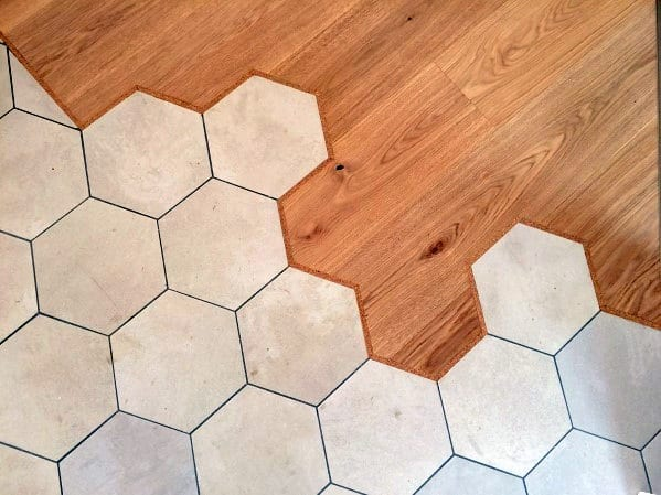 Home Design Ideas Tile To Wood Floor Transition