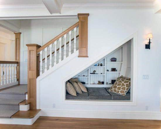 Home Design Ideas Under Stairs Small Cozy Nook