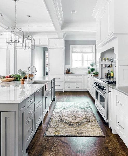 Home Design Ideas White Kitchen