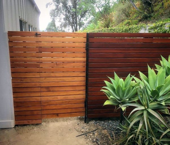 Home Design Ideas Wooden Gate
