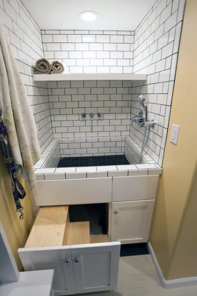 Small Mudroom Laundry Room Ideas