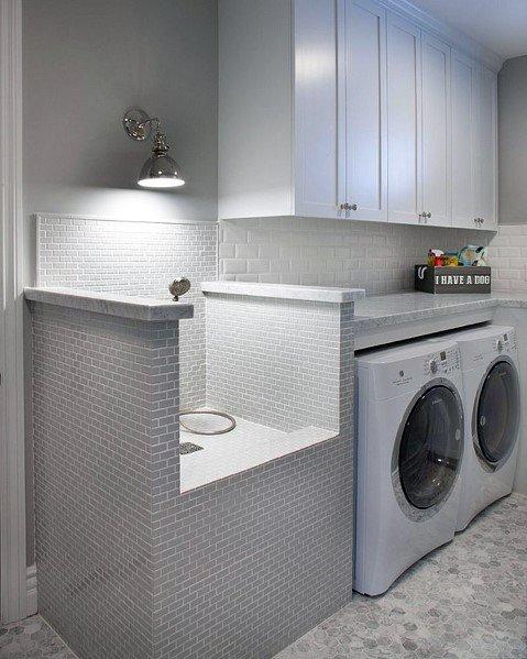 Top 60 Best Home Dog Wash Station Ideas