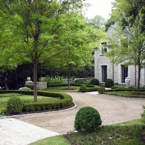 Home Driveway Landscaping Ideas