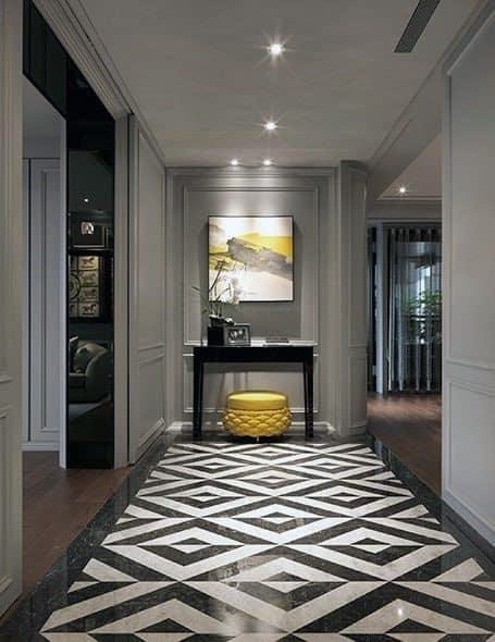 Home Entryway Tile Ideas
