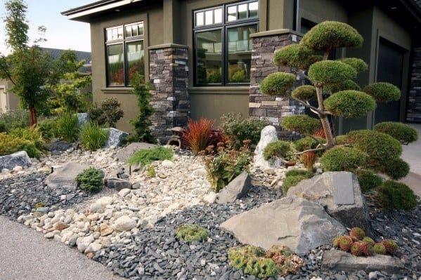 Home Exterior Desert Landscaping