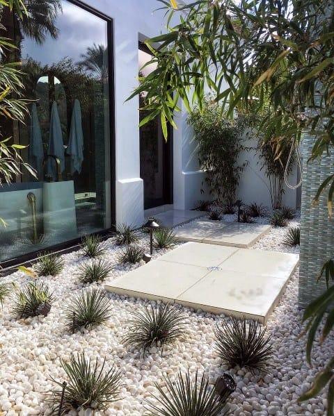 Home Exterior Designs Desert Landscaping