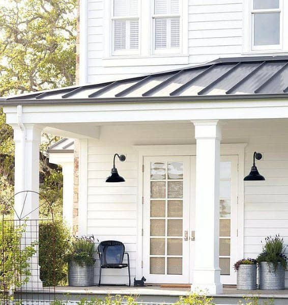 Home Exterior Designs House Siding White Traditional Ideas