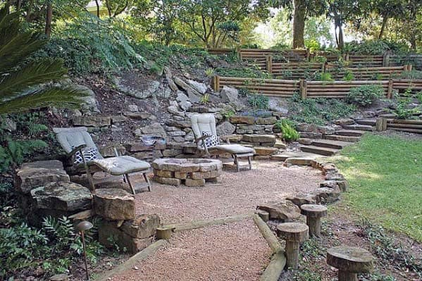 Home Fire Pit Landscaping Ideas