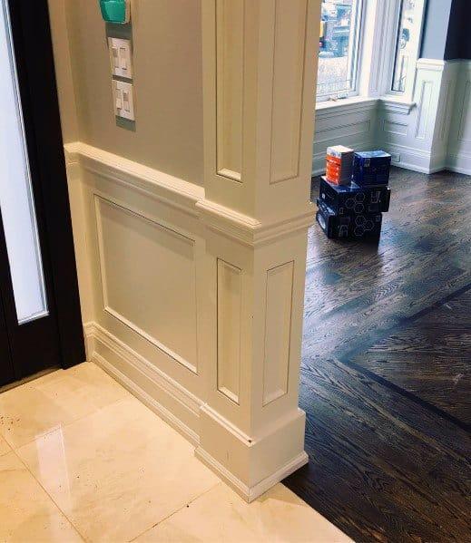 Molding Trim Interior Designs