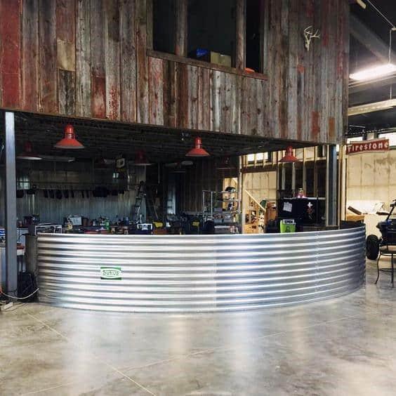 Home Garage Bar Design Idea Inspiration