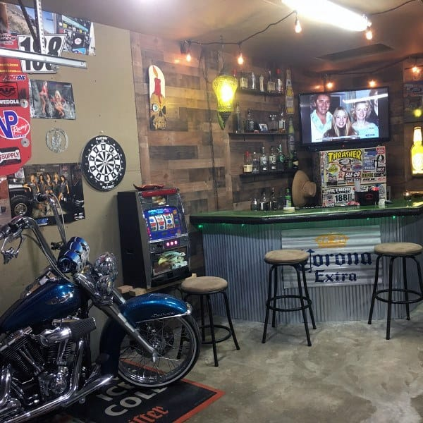 Home Garage Bar
