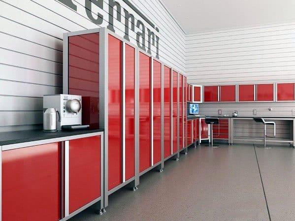 Home Garage Cabinet Ideas