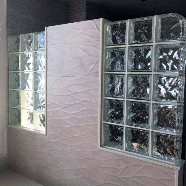 Home Glass Block Ideas