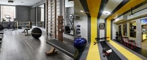 Top 40 Best Home Gym Floor Ideas – Fitness Room Flooring Designs