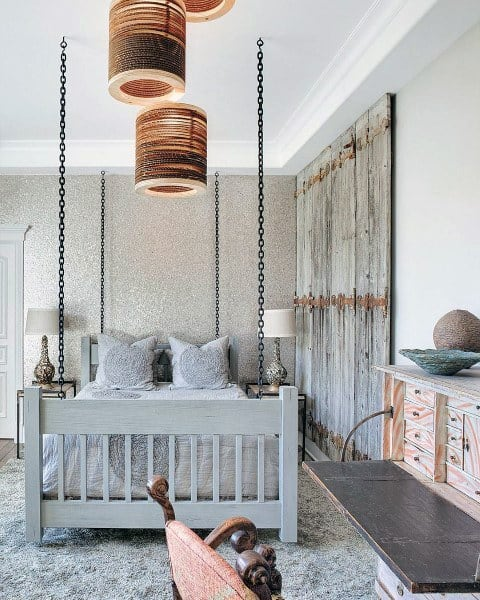 Home Hanging Bed Design Idea Inspiration