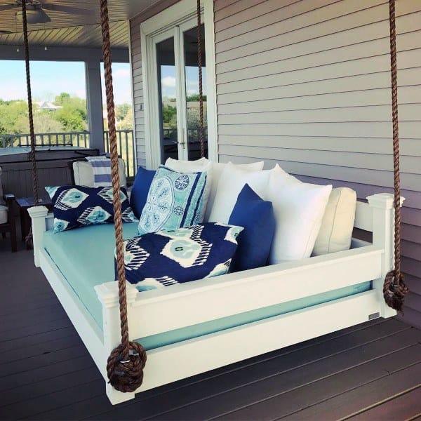 Home Hanging Bed Design