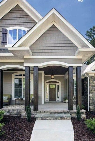 Top 60 Best Exterior House Siding Ideas Wall Cladding Designs