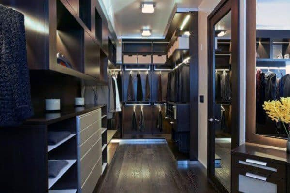 Home Ideas Closet Lighting