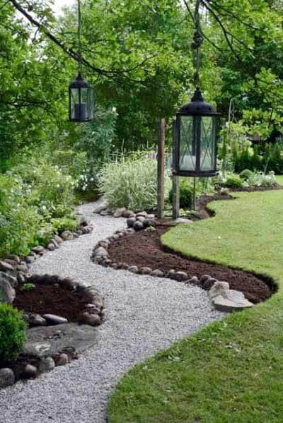Home Ideas Gravel Landscaping