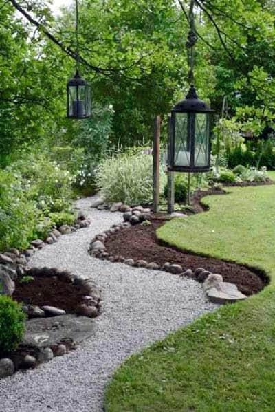 Home Ideas Gravel Landscaping