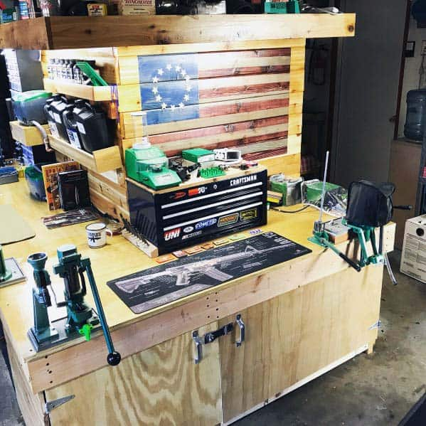 Home Ideas Reloading Bench