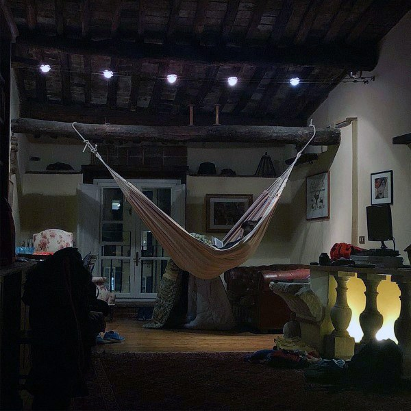 Home Indoor Hammock Design Idea Inspiration