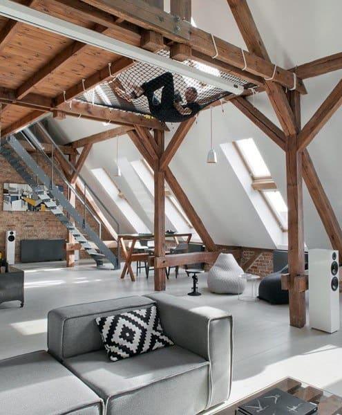 Home Indoor Hammock Design