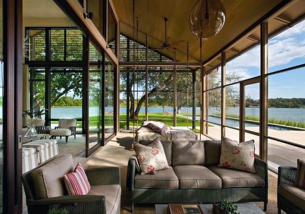 Home Inspiration Sunroom Ideas