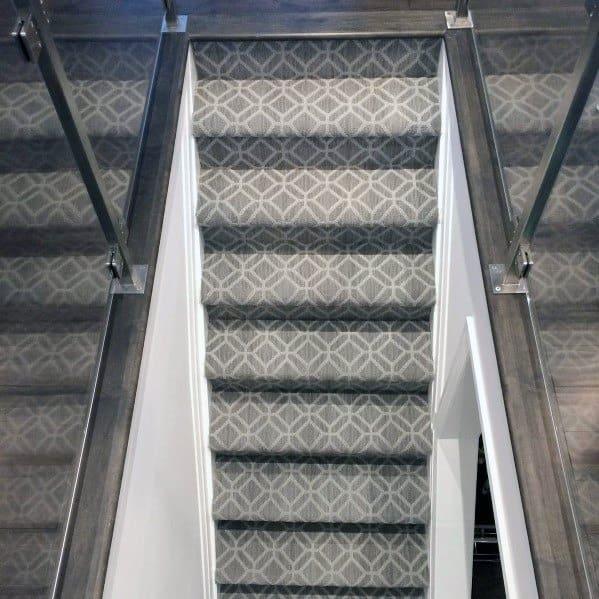 Home Interior Basement Stairs