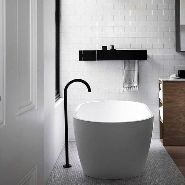 Home Interior Designs Bathtub Tile