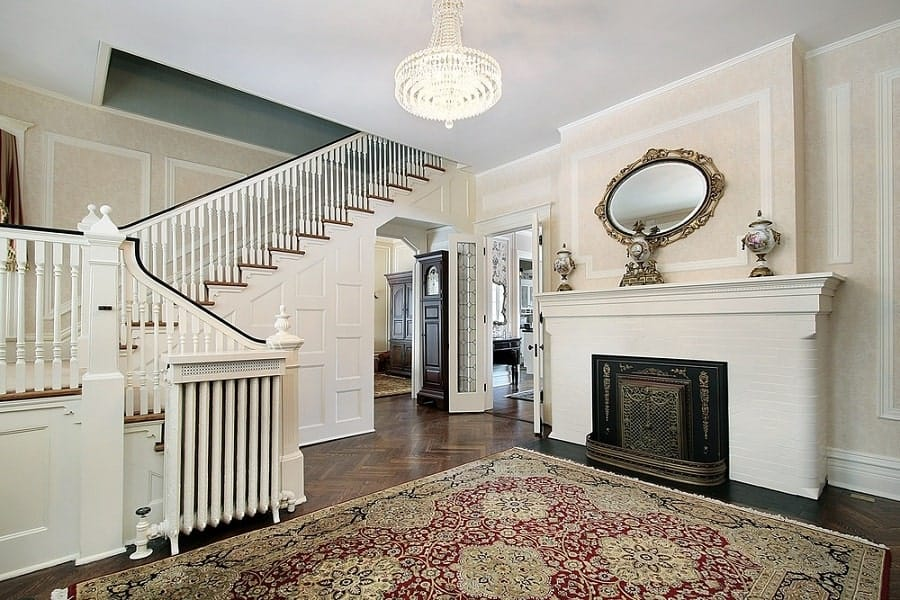 Home Interior Designs Foyer Lighting