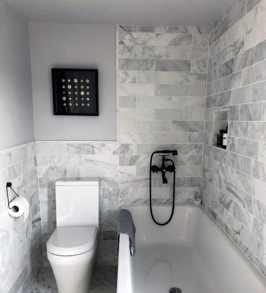Home Interior Designs Grey Bathroom Tile