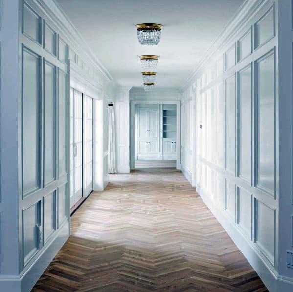 Home Interior Designs Hallway Lighting
