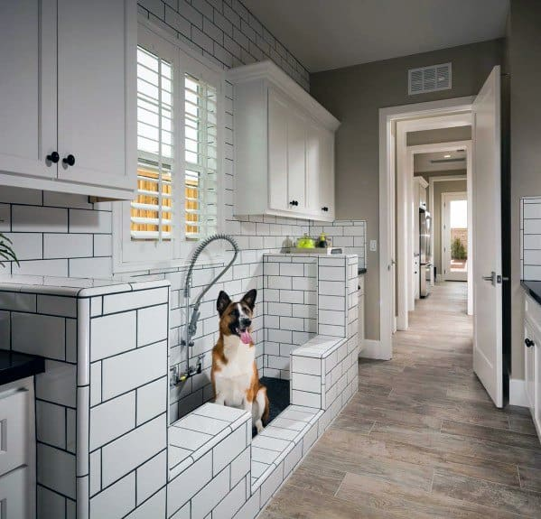 Home Interior Designs Home Dog Wash Station