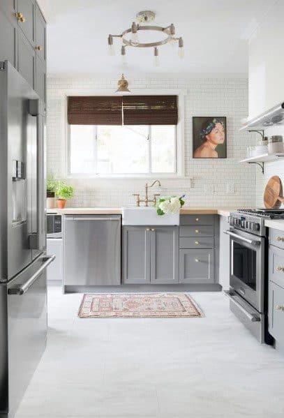 Home Interior Designs Kitchen Flooring