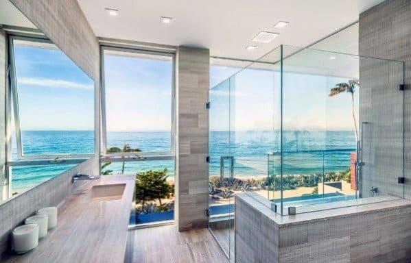 Home Interior Designs Master Bathroom