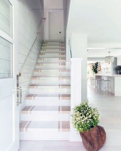 Home Interior Designs Painted Stairs