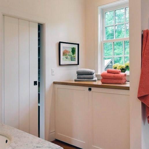 Home Interior Designs Pocket Door For Bathroom